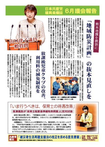 thumbnail of 県議会ニュース16年6月裏